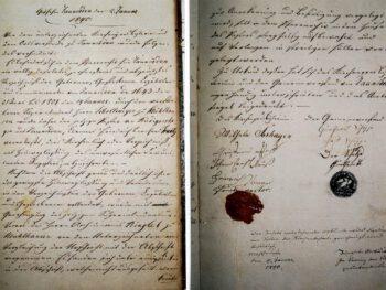 Trauungen im Kirchenbuch Zaunröden von 1680 bis 1816