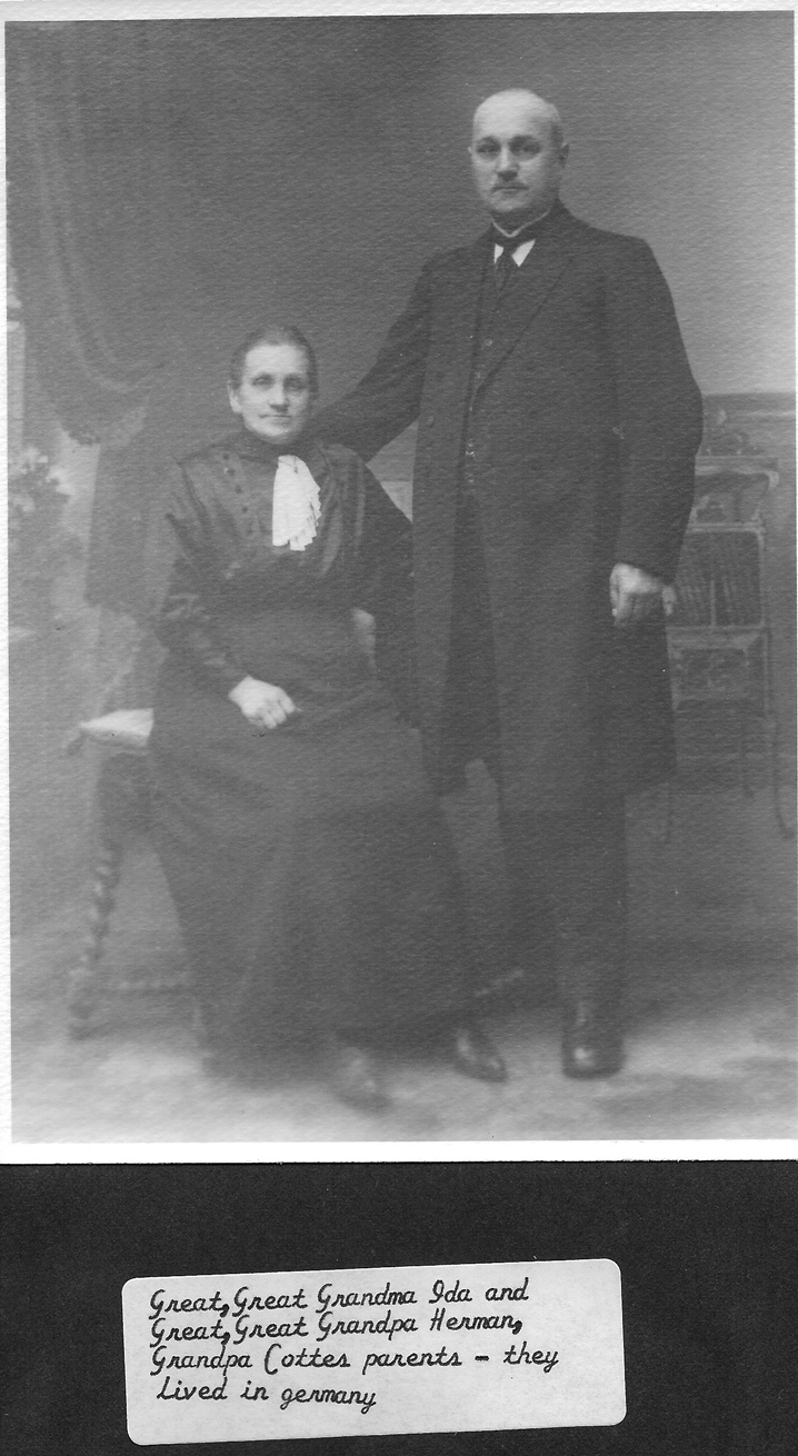 Herman & Ida Cotte